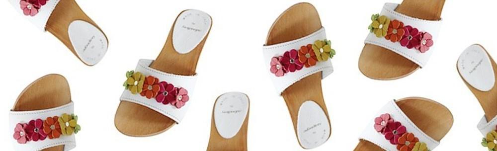 scarpe di separazione e7280 1f663 Bambina - Zoccoli Artigianali
